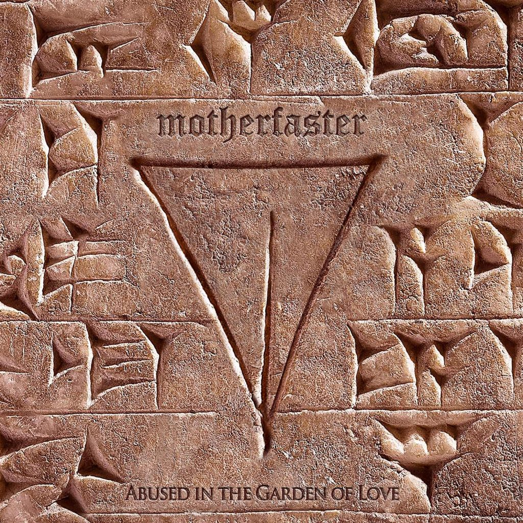 New album Single cover from Motherfaster