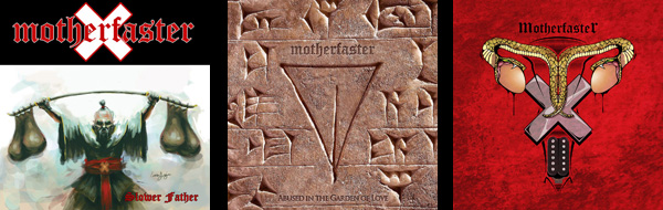 Discography of Greek metal band Motherfaster